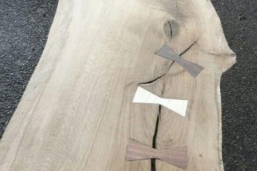 Handmade bespoke oak live edge coffee table 3